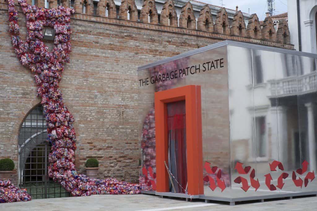 Instalación Bienal de Venecia, 2013
